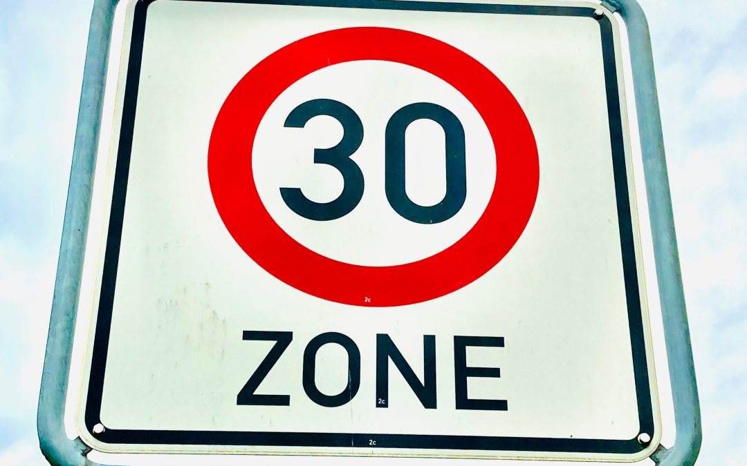 Rolle rückwärts bei Strafen für Geschwindigkeitsüberschreitungen